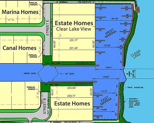 TownHarbour Marina Plan